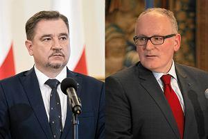 """Jak Piotr Duda """"broni"""" polskie kobiety przed Brukselą, czyli spór szefa """"Solidarności"""" z Komisją Europejską"""