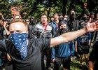 Szef pozna�skich narodowc�w obrzucony kamieniami. Podejrzewa anarchist�w