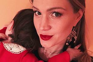 Zofia Ślotała z córką