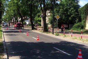 Alarm bombowy w Urzędzie Skarbowym w Płocku