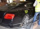 Policja odzyska�a luksusowe auta skradzione w Niemczech [WIDEO]
