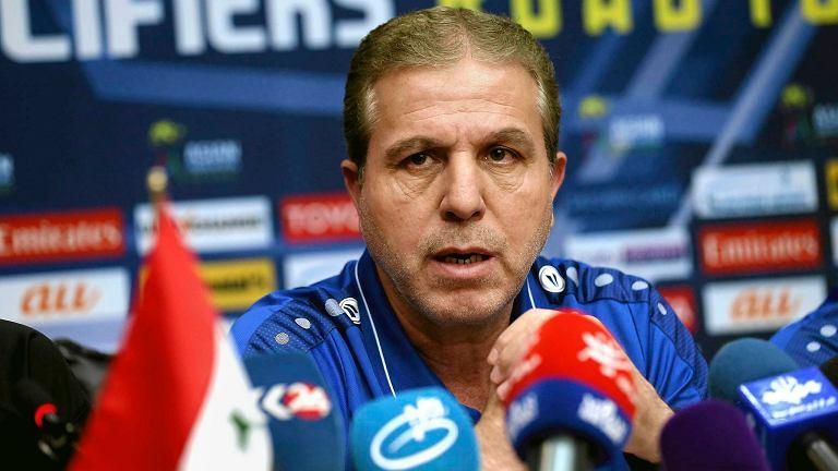 Trener Ayman Hakeem