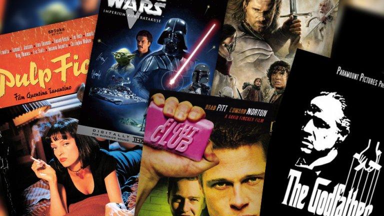 15 najwy�ej ocenionych film�w. Sprawd�, ile widzia�e� i por�wnaj si� z nami