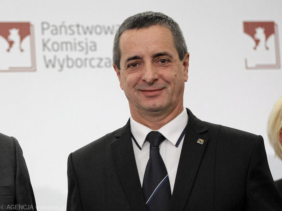 Senator PO Jerzy Wcisła