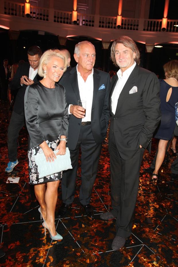 Pokaz najnowszej kolekcji La Mania, Ufficio Primo, 12.09.2012, fot. WBF/Piotr Podlewski
