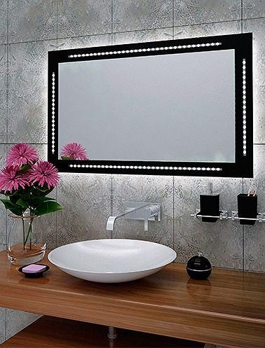 Lustro łazienkowe Zenit LED