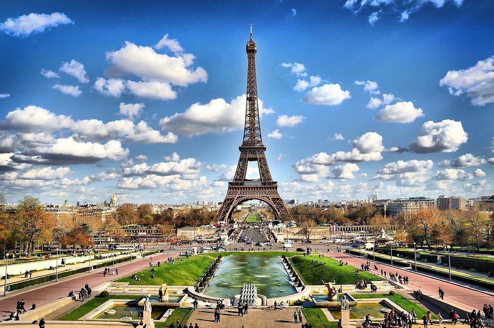 Wieża Eiffla, Francja