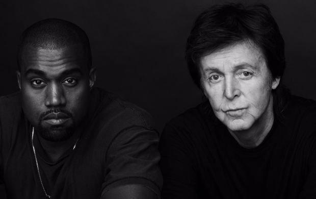 """""""Kanye ma świetne ucho do talentów. Ten Paul McCartney będzie wielki"""" - takie komentarze pojawiły się na profilu Westa."""