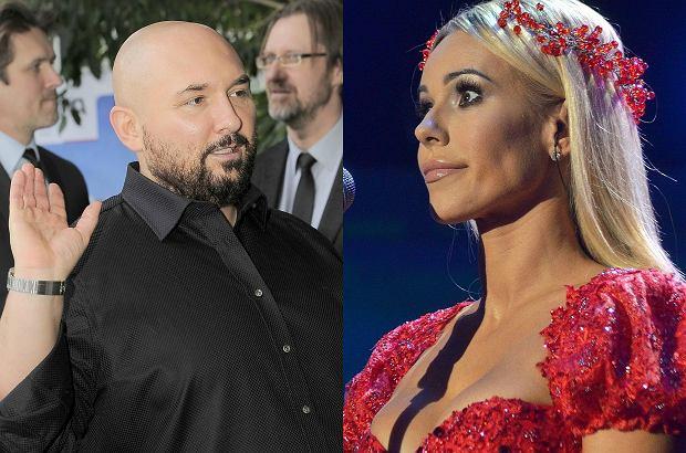 """Patryk Vega nie wyreżyseruje nowego """"Pitbulla"""". Do tej pory spekulowano, że ma to związek z obsadzeniem w jednej z głównych ról Dody. Czy między wokalistką i reżyserem faktycznie doszło do konfliktu?"""