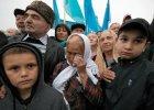 """Dramat krymskich Tatarów. """"Nie pozwólcie nas unicestwić!"""""""