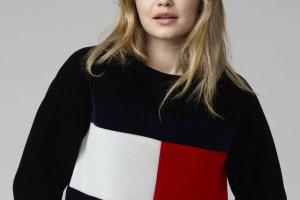 Gigi Hadid zosta�a globaln� ambasadork� marki Tommy Hilfiger