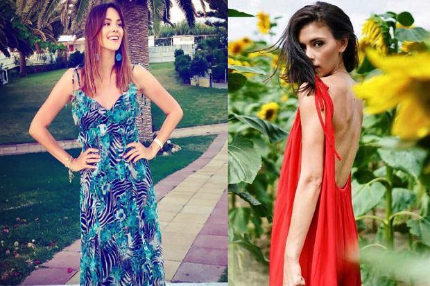 4704d49e2e Piękne sukienki maxi z wyprzedaży  wolisz wzorzystą czy gładką  Mamy ...