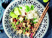 Wołowina ztofu idymką na ryżu - ugotuj
