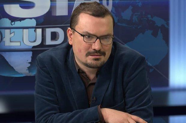 """Jan Pi�ski, naczelny """"Uwa�am Rze"""", �cigany przez s�d. Trafi do aresztu?"""