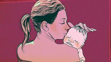 60% kobiet doświadcza po porodzie - oprócz radości - także trudnych uczuć, takich jak smutek, rozczarowanie oraz żal.