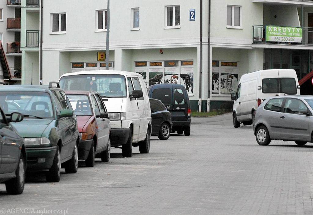 Osiedle Zacisze w Olsztynie