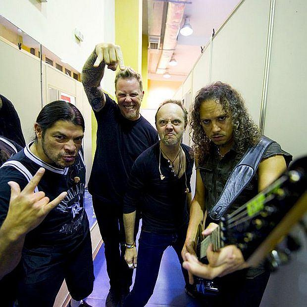 """Formacja Metallica zamieściła w sieci wersję demo nowego kawałka, """"The Lords Of Summer""""."""