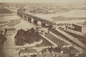Oto najstarsze zdj�cie panoramy Warszawy. Jak i kiedy powsta�o?