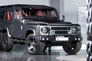 Land Rover Defender | Sze�� k�