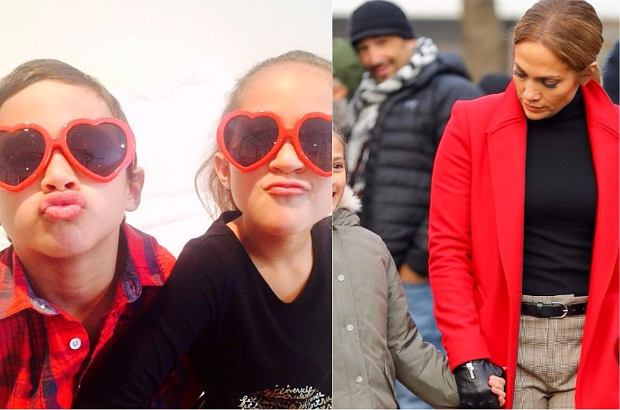Jennifer Lopez jest mamą 9-letnich bliźniaków. Aż trudno uwierzyć, że jej dzieci są aż tak duże, zwłaszcza patrząc na ich najnowsze zdjęcia. Ale wyrosły!