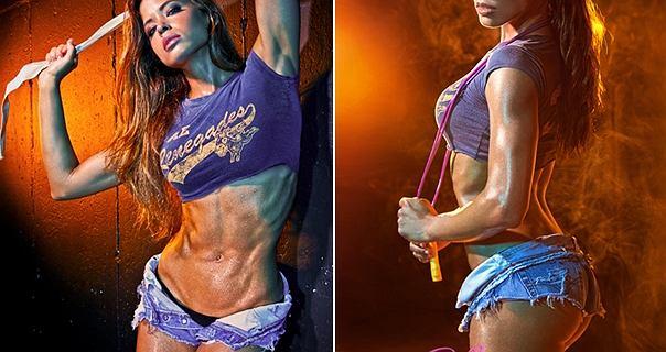 Ana Delia De Iturrondo. Od depresji do guru fitnessu