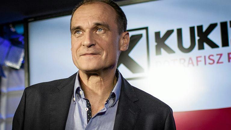 Paweł Kukiz, wybory parlamentarne 2015