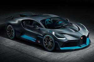 Bugatti Divo, czyli jeszcze lepszy (i droższy) Chiron