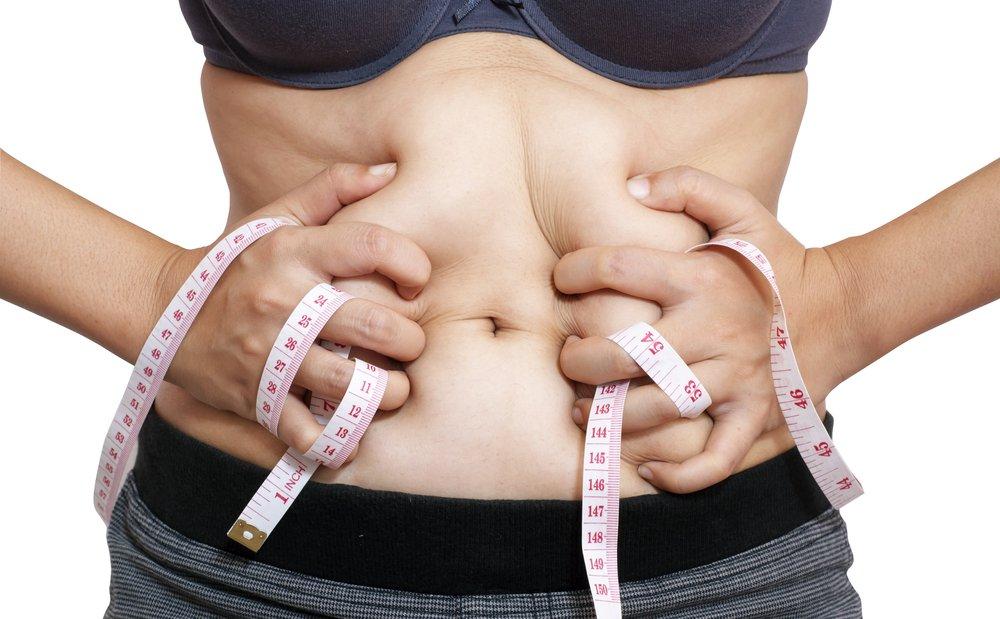 brzuch, odchudzanie, dieta, otyłość