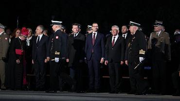Obchody rocznicy wybuchu II wojny światowej na Westerplatte