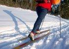 Biegówki - tańsze niż zwykłe narty, nie potrzeba dużo śniegu. Zimowy sport bez wad