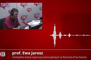 Prof. Ewa Jarosz: Prawa człowieka zaczynają się od praw dziecka
