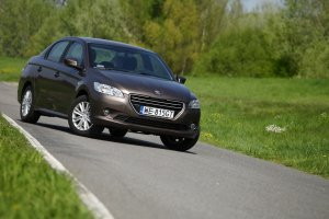 Peugeot 301 LPG | Test | Tanie je�d�enie