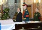 Tw�rca ka�asznikowa spocz�� w rosyjskim nowym panteonie. Jako pierwszy