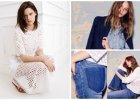 Nowa kolekcja Zara wiosna 2015 - dwa lookbooki, dwa mocne trendy. Wybierasz biel czy denim? [ZDJ�CIA + CENY]