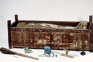 Pierwsze geny mumii w historii