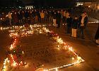 10 lat od śmierci Jana Pawła II. Tak Warszawa żegnała Papieża