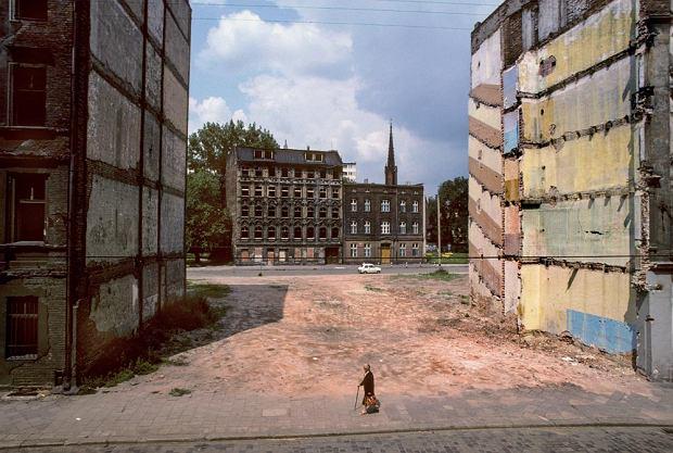 Wrocław w 1982 roku (fot Chris Niedenthal)
