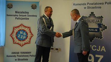 Marek Pelczar (po prawej) i Arkadiusz Golanowski