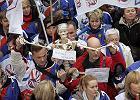 18 tysi�cy sfrustrowanych nauczycieli, a ministra nie wysz�a