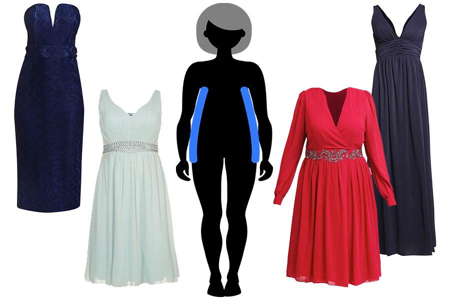 Idealne sukienki wieczorowe dla Jabłka