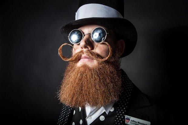 Jeffrey's Moustache - reprezentant Stanów Zjednoczonych