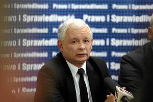 Jaros�aw Kaczy�ski o rosyjskiej agresji na Ukrain�: Obawiam si� ju� nie o Kij�w, ale o Warszaw� i Berlin