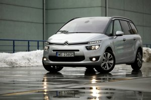 Citroen Grand C4 Picasso | Test | Hi-tech po francusku
