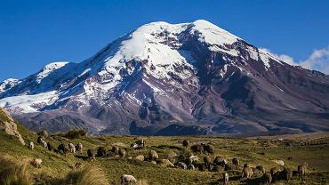 Wulkan Chimborazo