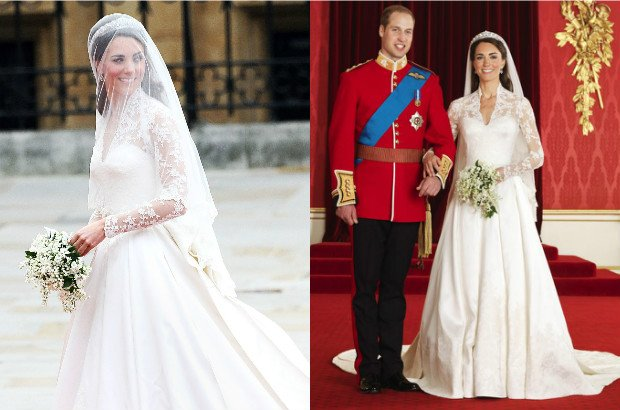 597a995244 Księżna Kate miała suknię jak z bajki. Teraz padły oskarżenia  to ...