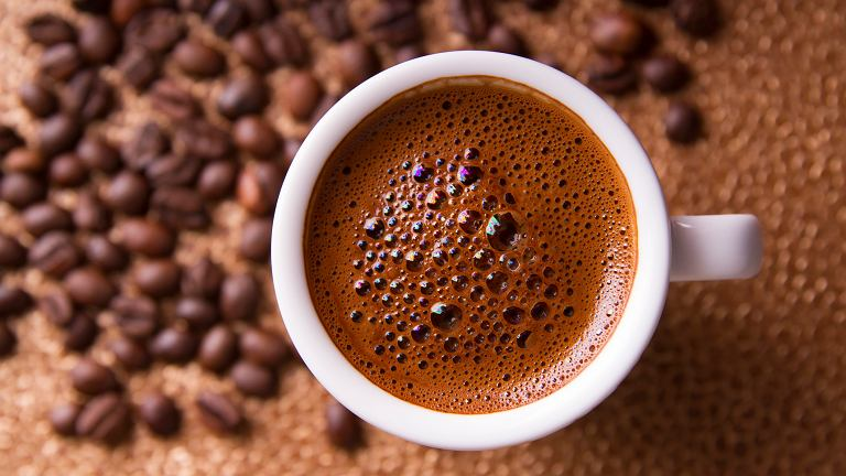 Brzydzi cię pianka na kawie...?