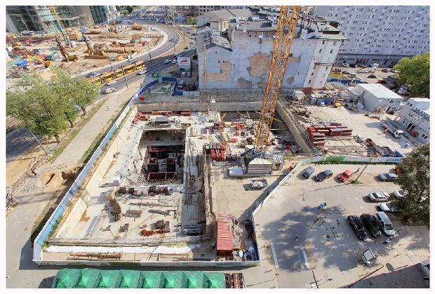 Superoszcz�dny budynek powstaje w centrum Warszawy