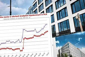 Oprocentowanie kredytów hipotecznych najwyższe od 2015 r. Ale to akurat pestka. Będą też gorsze wieści