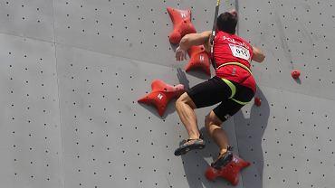 Marcin Dzieński podczas World Games