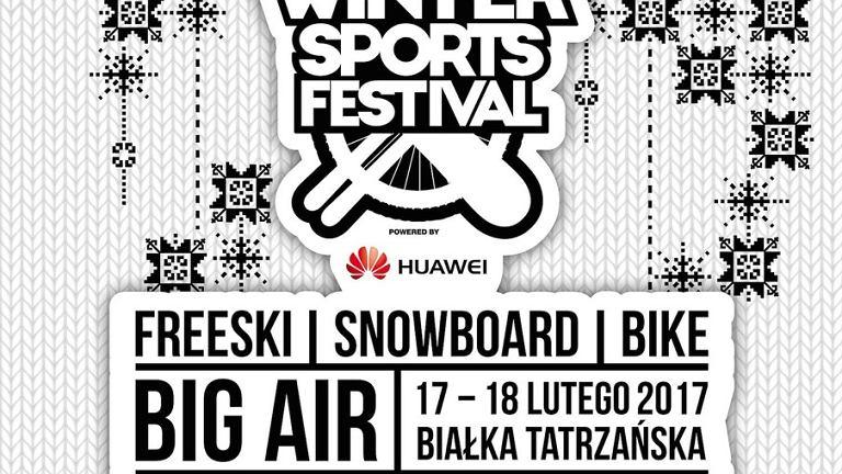 Oficjalny plakat Winter Sports Festival 2017